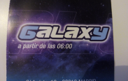 Galaxy after hour madrid