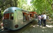 MadrEat 2016, food truck street food