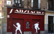 Satisfaction Rock n Roll Bar, (Garibaldi), entrada