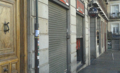 Beer Station, puerta calle