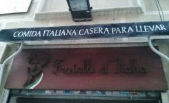 Fratelli D Italia Lavapiés Madrid Tengoplan Es