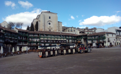 La Tahona, PLaza Mayor Chinchón