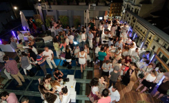 Sunset Lookers, fiesta en la terraza