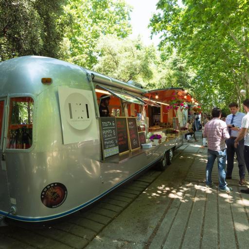 Food Truck Madrid