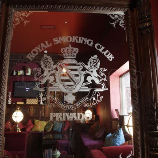 Royal Smoking Club - Plaza Castilla - Madrid   Tengoplan.es