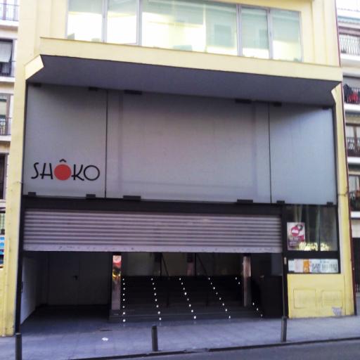 Shoko La Latina Madrid
