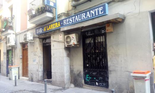 Bar A Lareira Restaurante Tirso De Molina Madrid