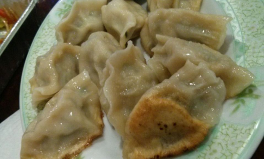 Carol House, empanadillas chinas