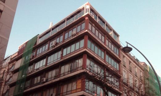 Casa granada tirso de molina madrid for Terraza la casa de granada madrid