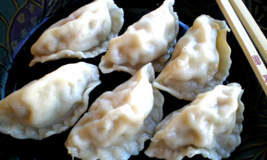 Chachamoon, empanadillas chinas