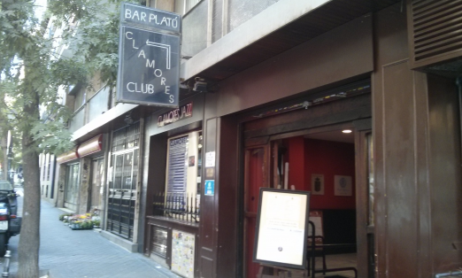 Sala Clamores Bilbao Madrid