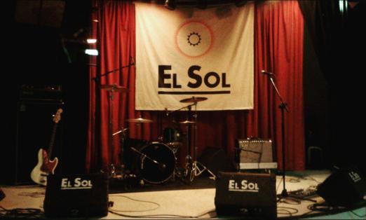 Sala el sol montera madrid for El sol madrid