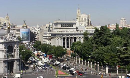 Terraza Palacio Cibeles Cibeles Madrid Tengoplan Es