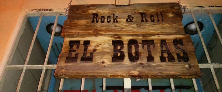 El Botas, Rock & Roll