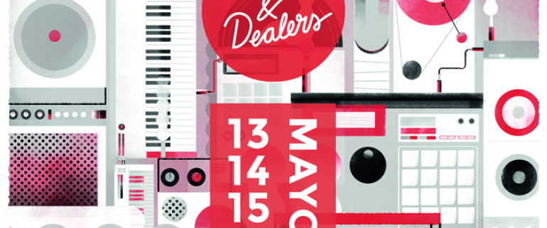 Music And Dealers San Isidro 2016, Mercado de la Cebada