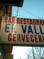 Bar Restaurante El Valle