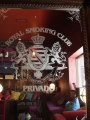 Royal Smoking Club, logo salón