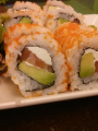 Su&Si, sushi roll california