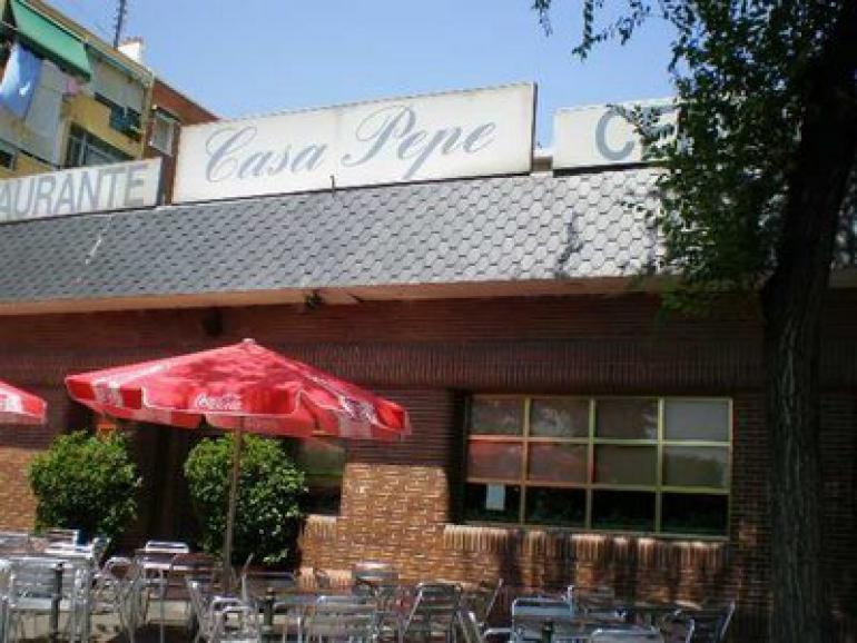 Casa Pepe Pepe El Guarro Barrio Del Pilar Madrid