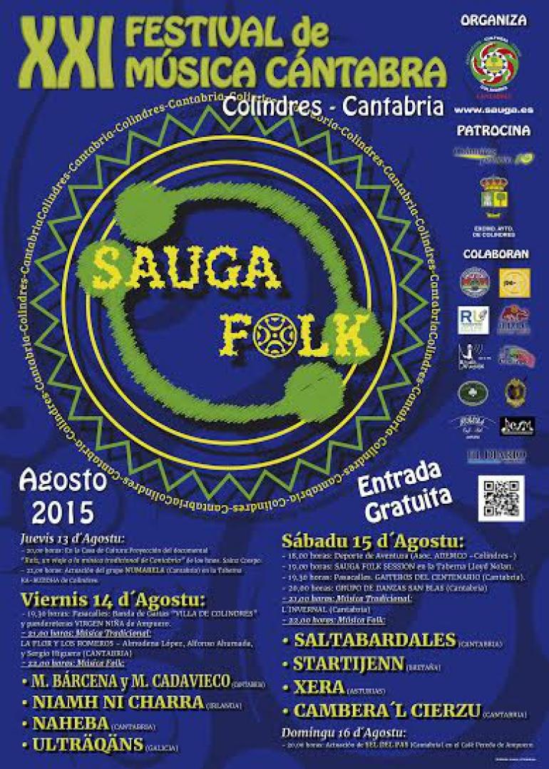 Festivales gratis por espa a en agosto 2015 blog for Jardin de la cerveza 2015 14 de agosto