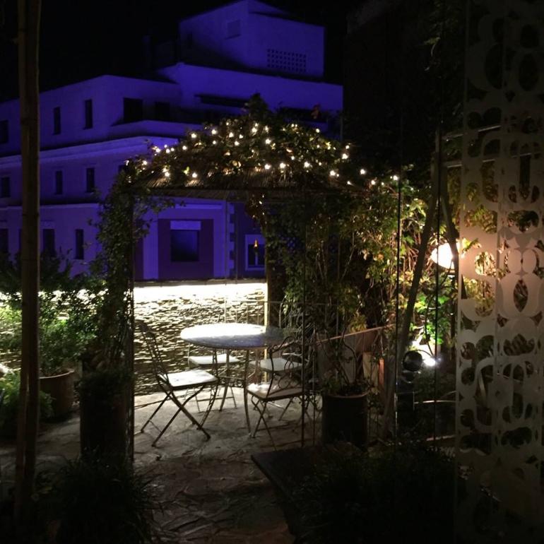 Jardin Secreto Salvador Bachiller Montera Madrid Tengoplan Es