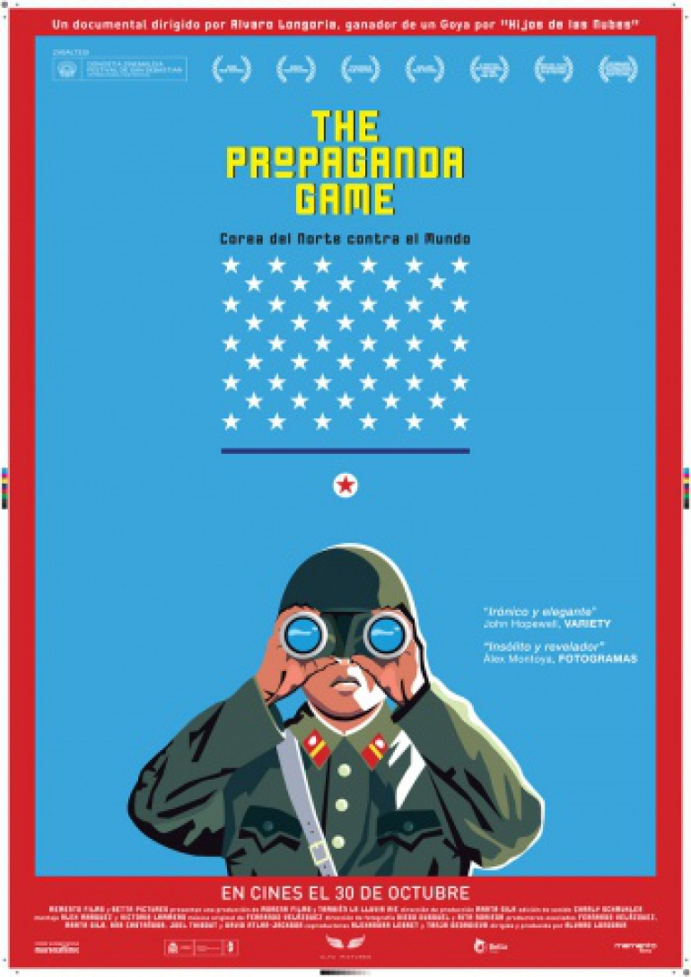 The Propaganda Game, película nominada Premios Goya 2016